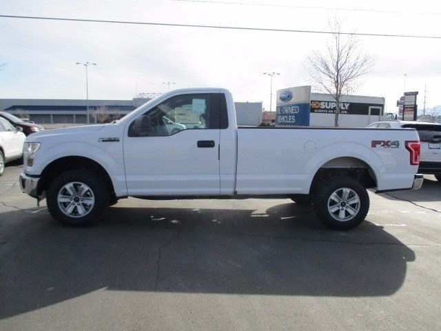 2016 F-150 Regular Cab 4x4, Pickup #T21696 - photo 5