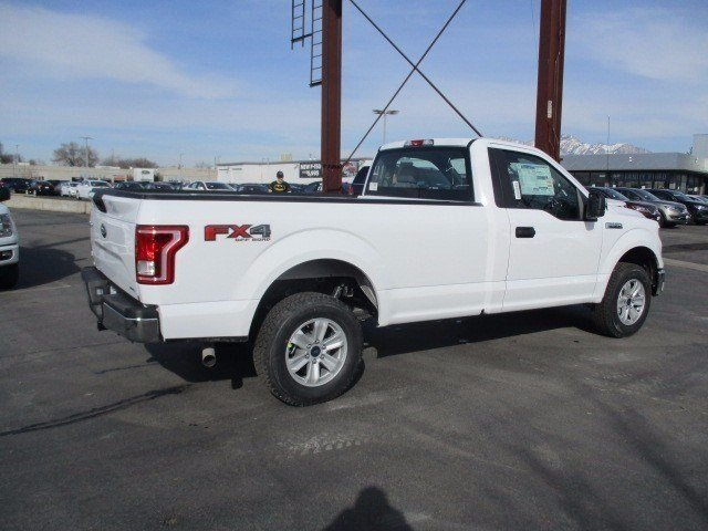 2016 F-150 Regular Cab 4x4, Pickup #T21696 - photo 7