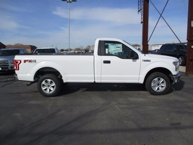 2016 F-150 Regular Cab 4x4, Pickup #T21696 - photo 8