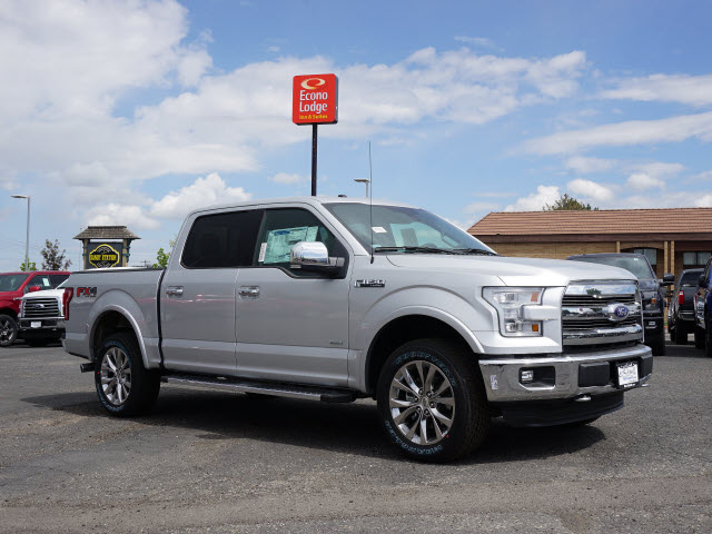 2016 F-150 SuperCrew Cab 4x4, Pickup #T22052 - photo 3