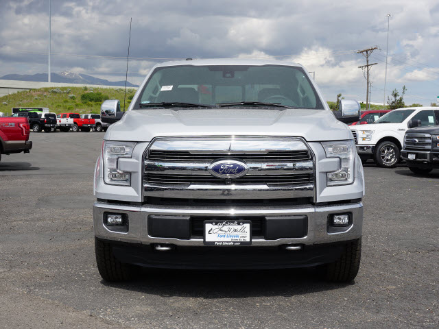 2016 F-150 SuperCrew Cab 4x4, Pickup #T22052 - photo 4