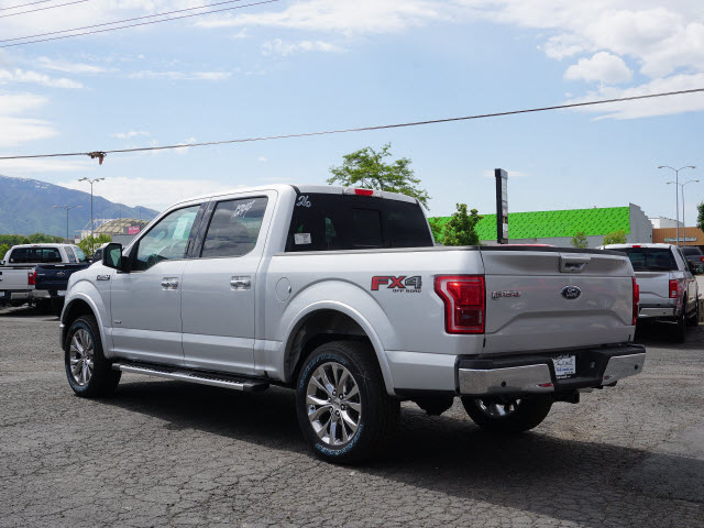 2016 F-150 SuperCrew Cab 4x4, Pickup #T22052 - photo 2