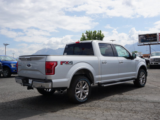 2016 F-150 SuperCrew Cab 4x4, Pickup #T22052 - photo 7