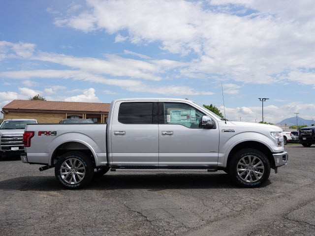 2016 F-150 SuperCrew Cab 4x4, Pickup #T22052 - photo 8