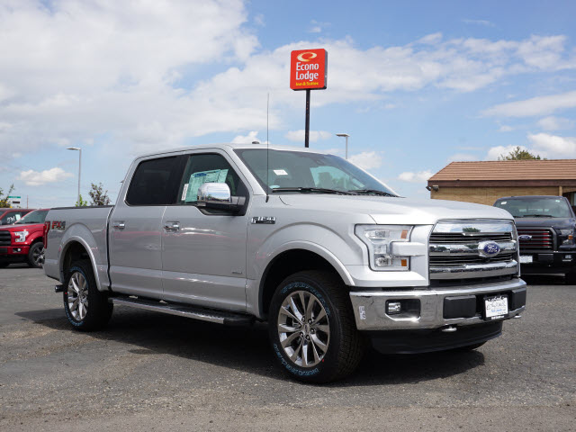 2016 F-150 SuperCrew Cab 4x4, Pickup #T22052 - photo 9