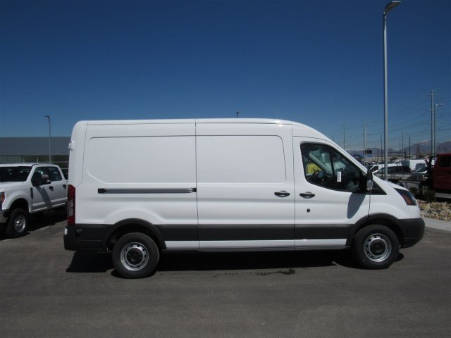 2017 Transit 250 Medium Roof, Weather Guard Van Upfit #T23963 - photo 3