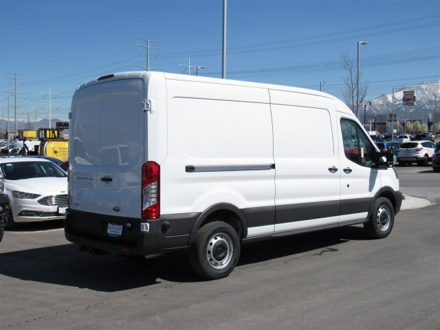 2017 Transit 250 Medium Roof, Weather Guard Van Upfit #T23963 - photo 4