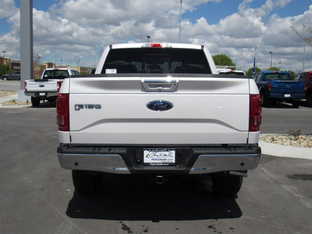 2017 F-150 Crew Cab 4x4, Pickup #T24016 - photo 4