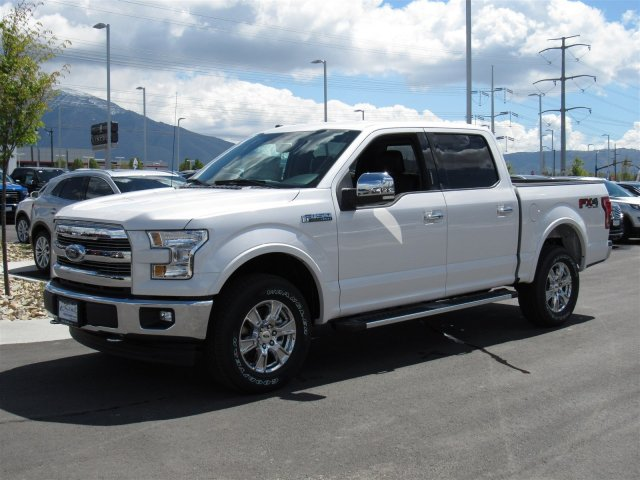 2017 F-150 Crew Cab 4x4, Pickup #T24016 - photo 6