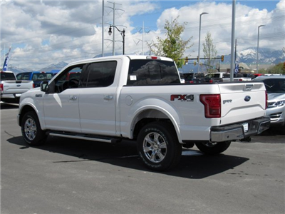 2017 F-150 Crew Cab 4x4, Pickup #T24016 - photo 5
