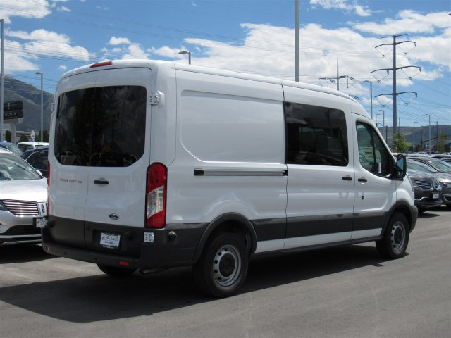 2017 Transit 150 Medium Roof, Cargo Van #T24105 - photo 4