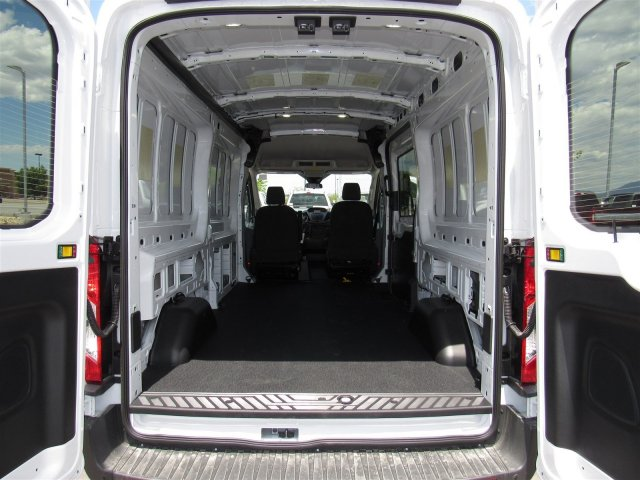 2017 Transit 150 Medium Roof, Cargo Van #T24105 - photo 2