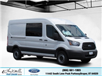 2017 Transit 150 Medium Roof, Cargo Van #T24105 - photo 1