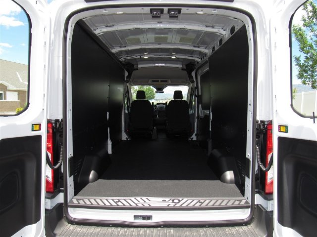 2017 Transit 150 Medium Roof, Cargo Van #T24106 - photo 2