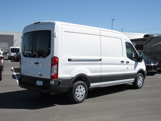 2017 Transit 250 Medium Roof, Cargo Van #T24107 - photo 4