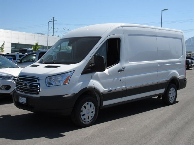 2017 Transit 250 Medium Roof, Cargo Van #T24107 - photo 7