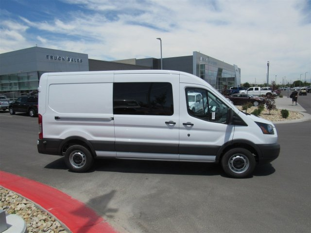 2017 Transit 150 Medium Roof, Cargo Van #T24349 - photo 3