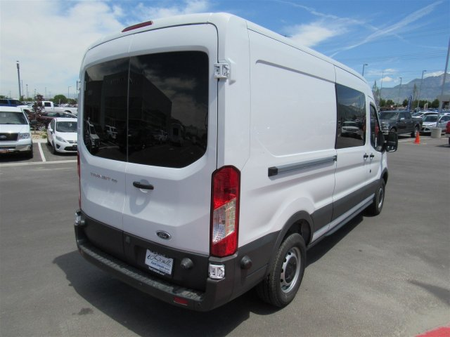 2017 Transit 150 Medium Roof, Cargo Van #T24349 - photo 2