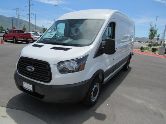 2017 Transit 150 Medium Roof, Cargo Van #T24349 - photo 7