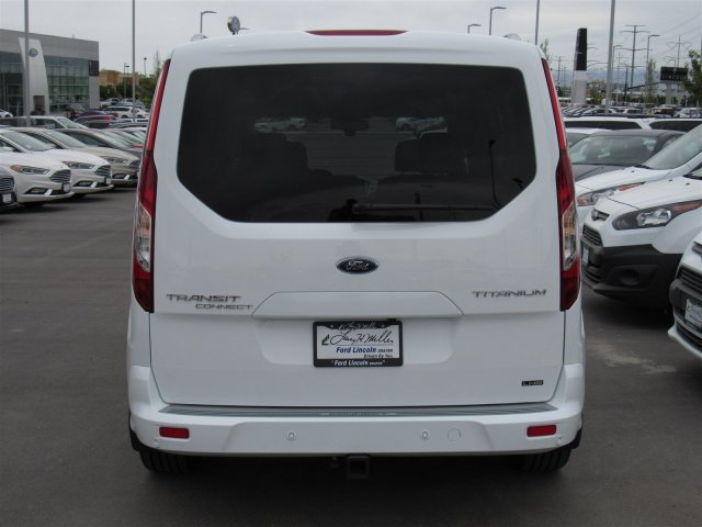 2017 Transit Connect, Cargo Van #T24452 - photo 4