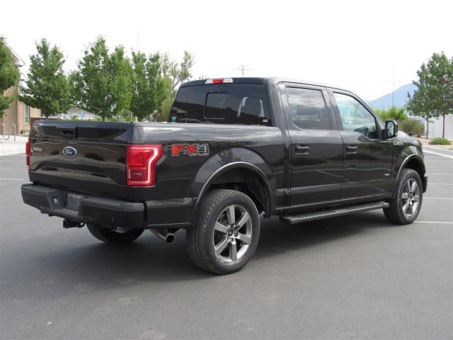 2015 F-150 Crew Cab 4x4, Pickup #T24550A - photo 2