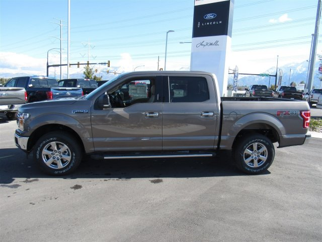 2018 F-150 SuperCrew Cab 4x4,  Pickup #T24849 - photo 6