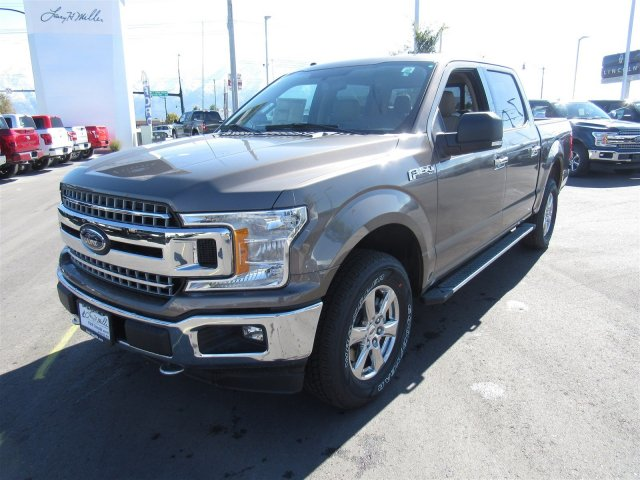2018 F-150 SuperCrew Cab 4x4,  Pickup #T24849 - photo 7