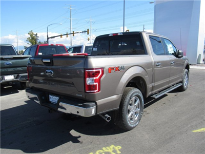 2018 F-150 SuperCrew Cab 4x4,  Pickup #T24849 - photo 2