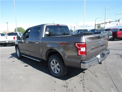 2018 F-150 SuperCrew Cab 4x4,  Pickup #T24849 - photo 5