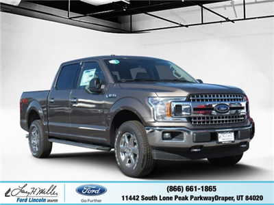 2018 F-150 SuperCrew Cab 4x4,  Pickup #T24849 - photo 1