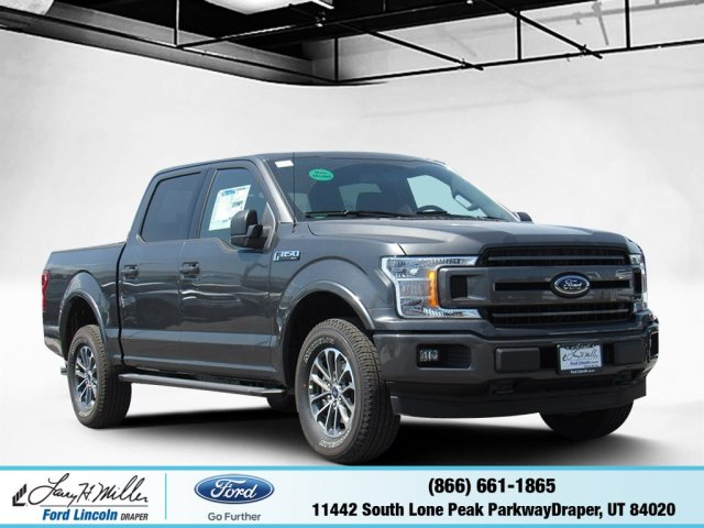 2018 F-150 Crew Cab 4x4, Pickup #T24886 - photo 1