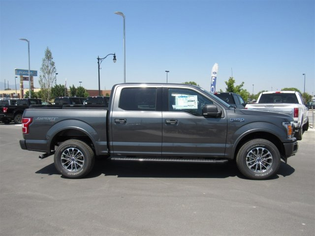 2018 F-150 Crew Cab 4x4, Pickup #T24886 - photo 3