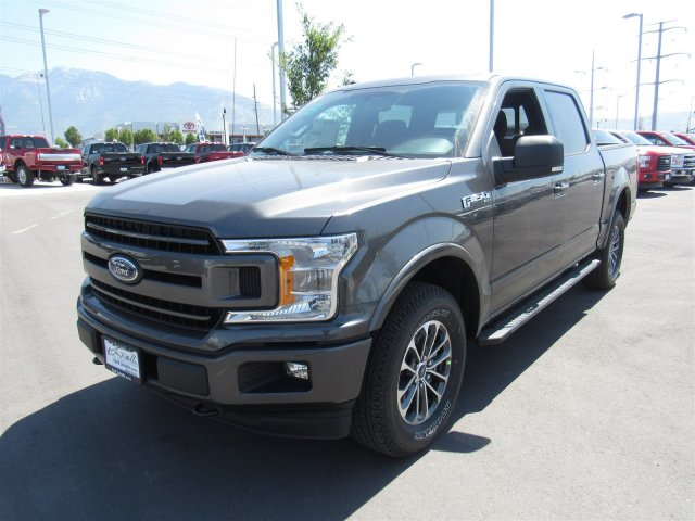 2018 F-150 Crew Cab 4x4, Pickup #T24886 - photo 7
