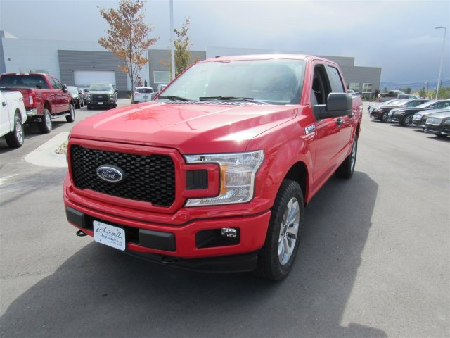 2018 F-150 SuperCrew Cab 4x4,  Pickup #T24889 - photo 7