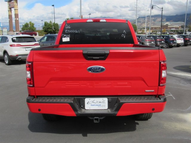 2018 F-150 SuperCrew Cab 4x4,  Pickup #T24889 - photo 4
