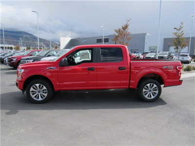 2018 F-150 SuperCrew Cab 4x4,  Pickup #T24889 - photo 6
