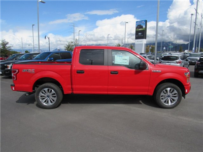 2018 F-150 SuperCrew Cab 4x4,  Pickup #T24889 - photo 3