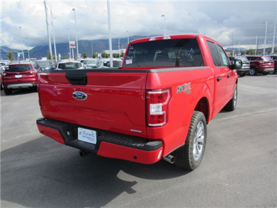2018 F-150 SuperCrew Cab 4x4,  Pickup #T24889 - photo 2