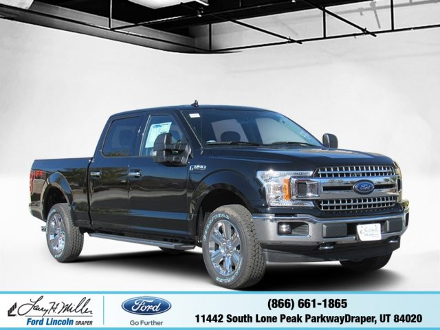 2018 F-150 Crew Cab 4x4 Pickup #T25061 - photo 1