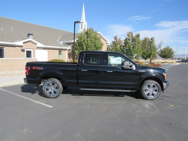 2018 F-150 Crew Cab 4x4 Pickup #T25061 - photo 3