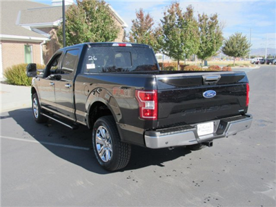 2018 F-150 Crew Cab 4x4 Pickup #T25061 - photo 5