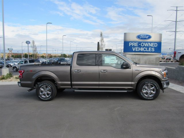 2018 F-150 SuperCrew Cab 4x4,  Pickup #T25065 - photo 3