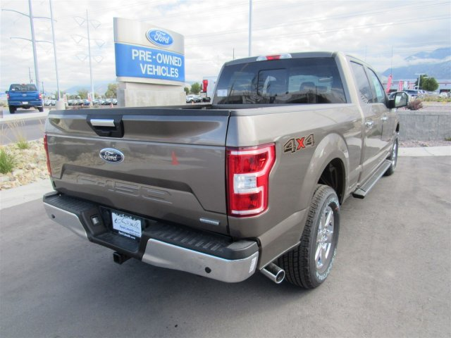 2018 F-150 SuperCrew Cab 4x4,  Pickup #T25065 - photo 2