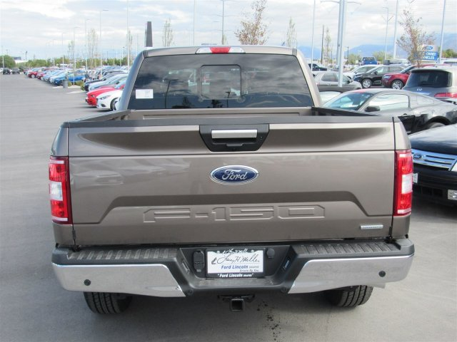2018 F-150 SuperCrew Cab 4x4,  Pickup #T25065 - photo 4