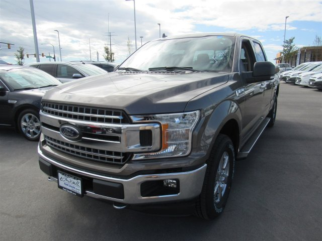 2018 F-150 SuperCrew Cab 4x4,  Pickup #T25065 - photo 7