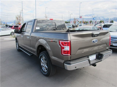 2018 F-150 SuperCrew Cab 4x4,  Pickup #T25065 - photo 5