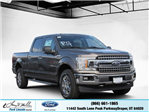 2018 F-150 Crew Cab 4x4 Pickup #T25065 - photo 1