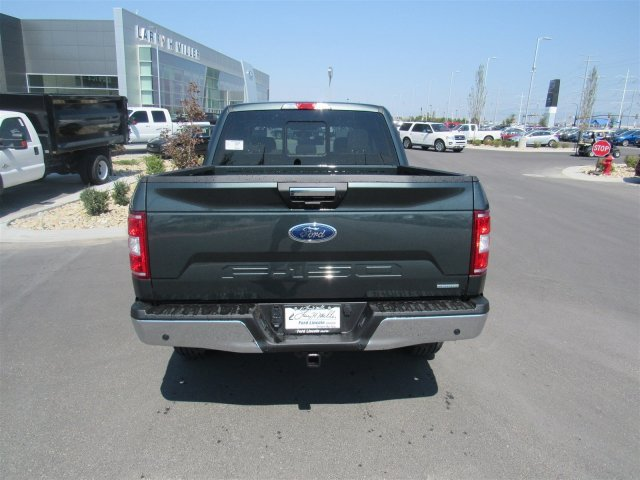 2018 F-150 Crew Cab 4x4 Pickup #T25067 - photo 4