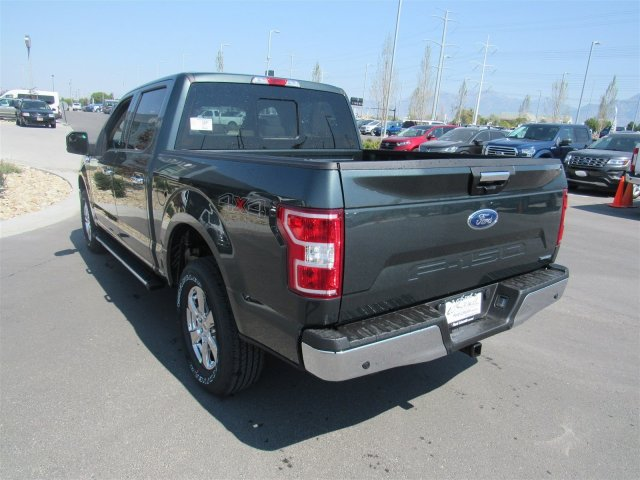 2018 F-150 Crew Cab 4x4 Pickup #T25067 - photo 5
