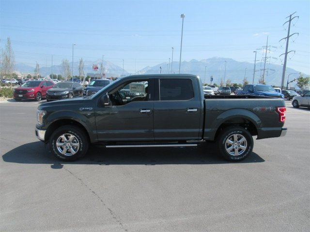 2018 F-150 Crew Cab 4x4 Pickup #T25067 - photo 6